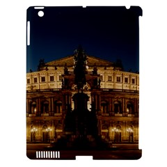 Dresden Semper Opera House Apple Ipad 3/4 Hardshell Case (compatible With Smart Cover)