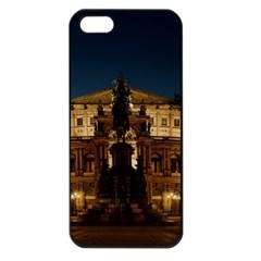 Dresden Semper Opera House Apple Iphone 5 Seamless Case (black)
