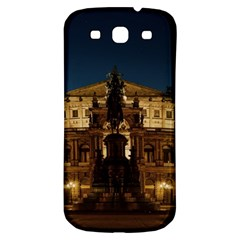 Dresden Semper Opera House Samsung Galaxy S3 S Iii Classic Hardshell Back Case