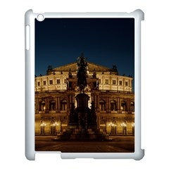 Dresden Semper Opera House Apple iPad 3/4 Case (White)