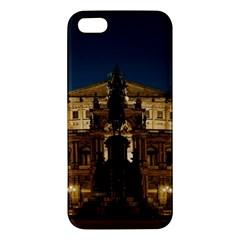 Dresden Semper Opera House Apple Iphone 5 Premium Hardshell Case
