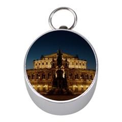 Dresden Semper Opera House Mini Silver Compasses
