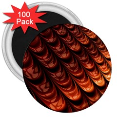 Fractal Mathematics Frax 3  Magnets (100 Pack)