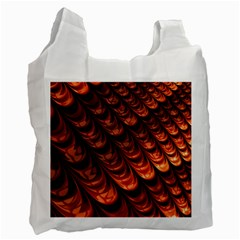 Fractal Mathematics Frax Recycle Bag (two Side)