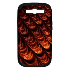 Fractal Mathematics Frax Samsung Galaxy S Iii Hardshell Case (pc+silicone)