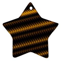 Ornament Stucco Close Pattern Art Ornament (star)