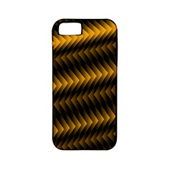 Ornament Stucco Close Pattern Art Apple Iphone 5 Classic Hardshell Case (pc+silicone)