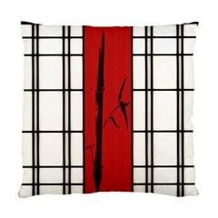 Shoji   Bamboo Standard Cushion Case (two Sides)