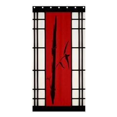 Shoji   Bamboo Shower Curtain 36  X 72  (stall)