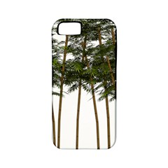 Bamboo Plant Wellness Digital Art Apple Iphone 5 Classic Hardshell Case (pc+silicone)