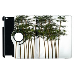 Bamboo Plant Wellness Digital Art Apple Ipad 2 Flip 360 Case