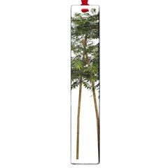 Bamboo Plant Wellness Digital Art Large Book Marks