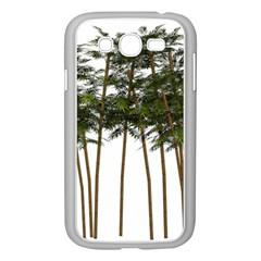 Bamboo Plant Wellness Digital Art Samsung Galaxy Grand Duos I9082 Case (white)