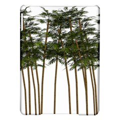 Bamboo Plant Wellness Digital Art Ipad Air Hardshell Cases