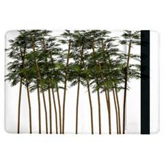 Bamboo Plant Wellness Digital Art Ipad Air Flip