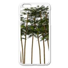 Bamboo Plant Wellness Digital Art Apple Iphone 6 Plus/6s Plus Enamel White Case