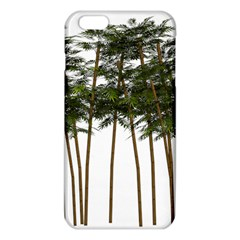 Bamboo Plant Wellness Digital Art Iphone 6 Plus/6s Plus Tpu Case