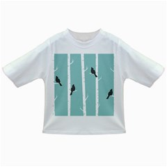 Birds Trees Birch Birch Trees Infant/toddler T Shirts