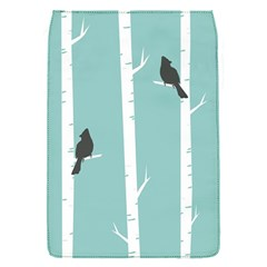 Birds Trees Birch Birch Trees Flap Covers (s)