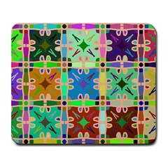 Abstract Pattern Background Design Large Mousepads