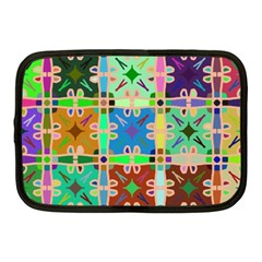 Abstract Pattern Background Design Netbook Case (Medium)