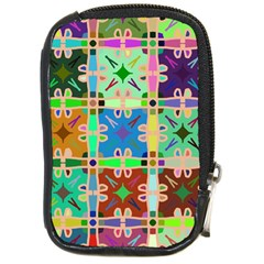 Abstract Pattern Background Design Compact Camera Cases