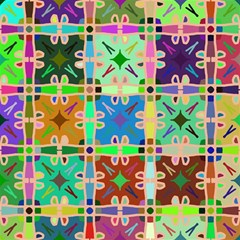 Abstract Pattern Background Design Magic Photo Cubes
