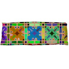 Abstract Pattern Background Design Body Pillow Case Dakimakura (two Sides)