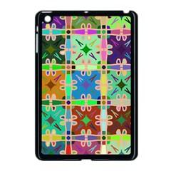 Abstract Pattern Background Design Apple Ipad Mini Case (black)