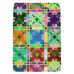 Abstract Pattern Background Design Flap Covers (l)