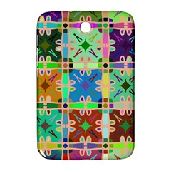 Abstract Pattern Background Design Samsung Galaxy Note 8.0 N5100 Hardshell Case