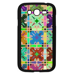 Abstract Pattern Background Design Samsung Galaxy Grand Duos I9082 Case (black)