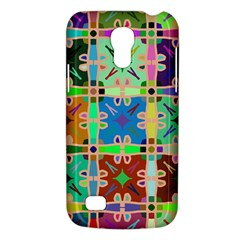 Abstract Pattern Background Design Galaxy S4 Mini
