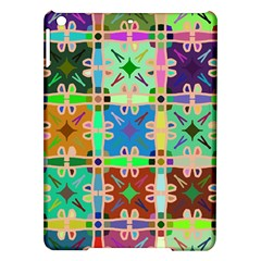 Abstract Pattern Background Design Ipad Air Hardshell Cases
