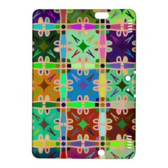 Abstract Pattern Background Design Kindle Fire Hdx 8 9  Hardshell Case