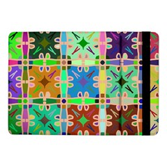 Abstract Pattern Background Design Samsung Galaxy Tab Pro 10 1  Flip Case