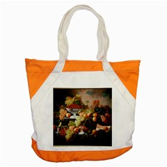 Abundance Of Fruit Severin Roesen Accent Tote Bag