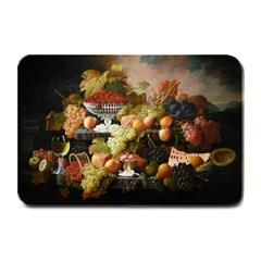Abundance Of Fruit Severin Roesen Plate Mats