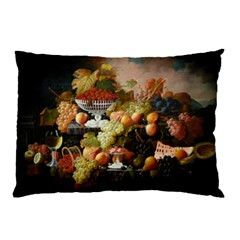 Abundance Of Fruit Severin Roesen Pillow Case