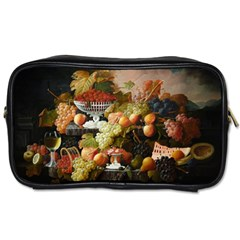 Abundance Of Fruit Severin Roesen Toiletries Bags 2 Side