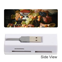 Abundance Of Fruit Severin Roesen Memory Card Reader (stick)