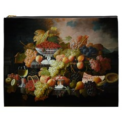 Abundance Of Fruit Severin Roesen Cosmetic Bag (xxxl)