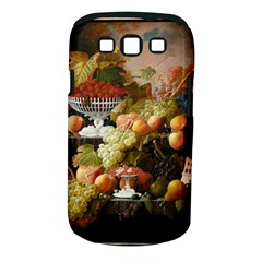 Abundance Of Fruit Severin Roesen Samsung Galaxy S Iii Classic Hardshell Case (pc+silicone)