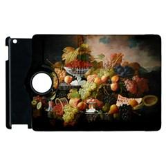 Abundance Of Fruit Severin Roesen Apple Ipad 3/4 Flip 360 Case