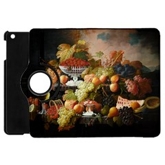 Abundance Of Fruit Severin Roesen Apple Ipad Mini Flip 360 Case