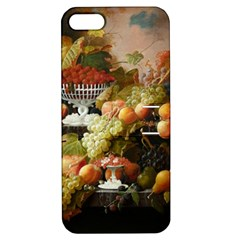 Abundance Of Fruit Severin Roesen Apple Iphone 5 Hardshell Case With Stand
