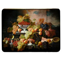Abundance Of Fruit Severin Roesen Samsung Galaxy Tab 7  P1000 Flip Case