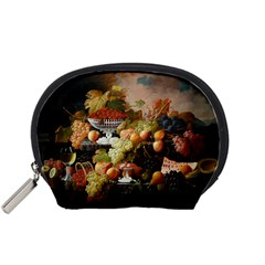 Abundance Of Fruit Severin Roesen Accessory Pouches (small)