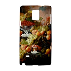 Abundance Of Fruit Severin Roesen Samsung Galaxy Note 4 Hardshell Case
