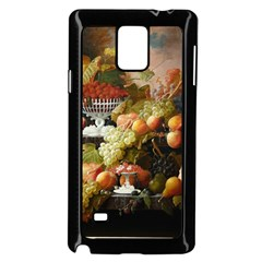 Abundance Of Fruit Severin Roesen Samsung Galaxy Note 4 Case (black)